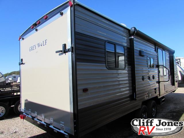 2017 Forest River Cherokee Grey Wolf 22RR Toy Hauler