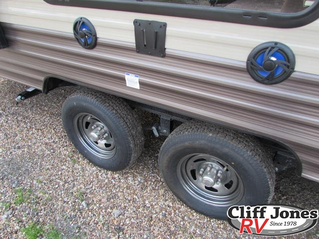 2017 Forest River Cherokee Grey Wolf 26BHSE Travel Trailer
