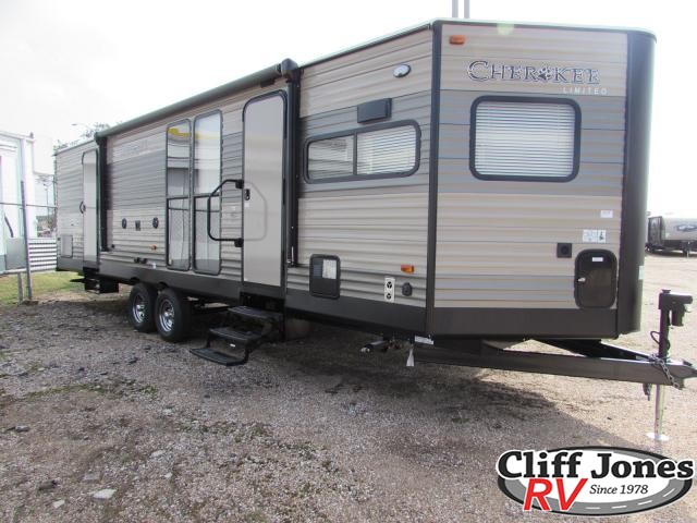 2018 Forest River Cherokee 274VFK Travel Trailer