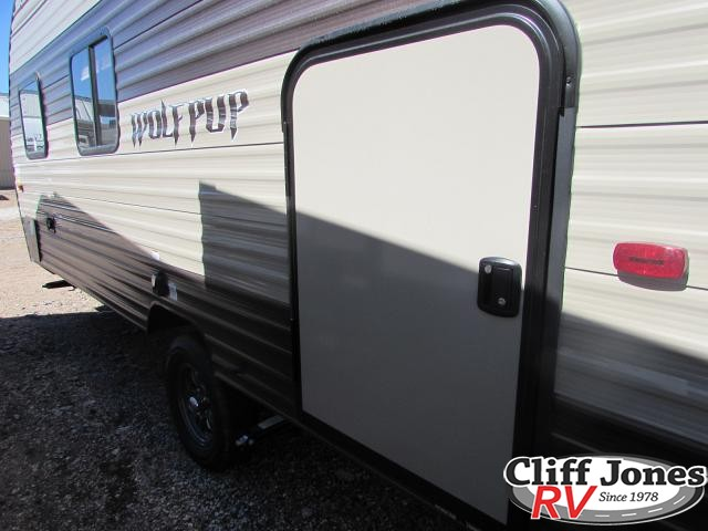 2018 Forest River Cherokee Wolf Pup 16BHS Travel Trailer
