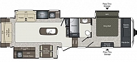 2018 Keystone Laredo 325RL Fifth Wheel