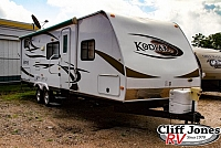 2011 Dutchmen Kodiak 284BHSL Travel Trailer