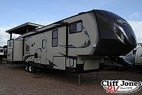 2014 Forest River Salem Hemisphere 356QBQ Fifth Wheel