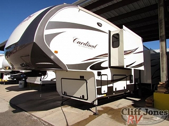 2016 Forest River Cardinal 3875FB Fifth Wheel