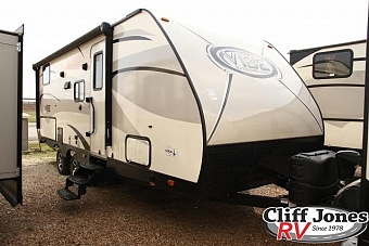 2016 Forest River Vibe 250BHS Travel Trailer