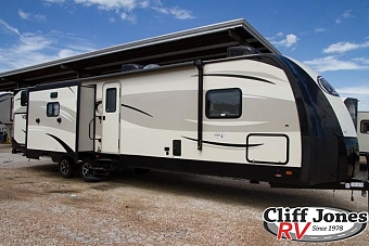 2016 Forest River Vibe 312BHS Travel Trailer