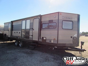 2017 Forest River Cherokee 274VFK Travel Trailer