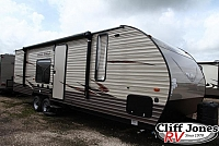 2017 Forest River Cherokee Grey Wolf 26RR Toy Hauler