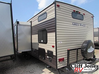 2017 Forest River Cherokee Grey Wolf 29TE Travel Trailer
