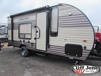 2017 Forest River Cherokee Wolf Pup 16FQ Travel Trailer