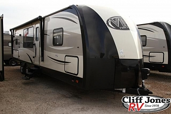 2017 Forest River Vibe 268RKS Travel Trailer