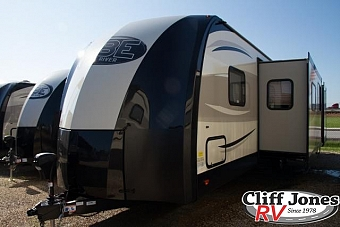 2017 Forest River Vibe 308BHS Travel Trailer