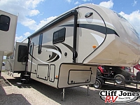 2018 Forest River Blue Ridge Cabin Edition 304SR Fifth Wheel