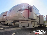 2018 Forest River Blue Ridge Cabin Edition 322DS Fifth Wheel