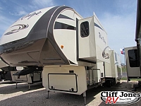 2018 Forest River Blue Ridge Cabin Edition 378LF Fifth Wheel