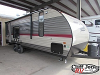 2018 Forest River Cherokee Grey Wolf 25RL Travel Trailer