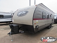 2018 Forest River Cherokee Grey Wolf 26BHSE Travel Trailer
