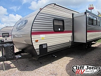 2018 Forest River Cherokee Grey Wolf 26CKSE Travel Trailer