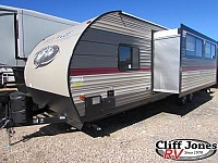 2018 Forest River Cherokee Grey Wolf 27DBS Travel Trailer