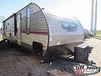 2018 Forest River Cherokee Grey Wolf 29TE Travel Trailer