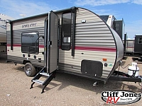 2018 Forest River Cherokee Wolf Pup 16FQ Travel Trailer