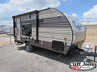 2018 Forest River Cherokee Wolf Pup 17RP Toy Hauler