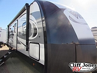 2018 Forest River Vibe 272BHS Travel Trailer