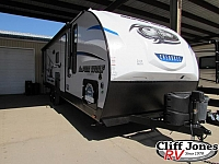 2019 Forest River Alpha Wolf 26DBH-L Travel Trailer