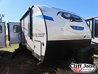 2019 Forest River Alpha Wolf 26RL Travel Trailer