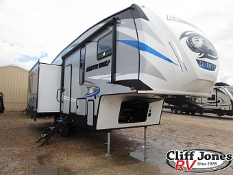 2019 Forest River Arctic Wolf 285DRL Fifth Wheel