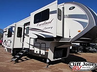 2019 Forest River Cardinal 3700FLX Fifth Wheel