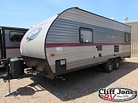 2019 Forest River Cherokee Grey Wolf 20RDSE Travel Trailer