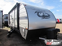 2019 Forest River Cherokee Grey Wolf 23DBH Travel Trailer