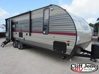 2019 Forest River Cherokee Grey Wolf 23MK Travel Trailer