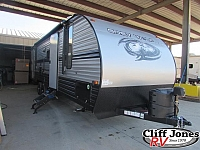 2019 Forest River Cherokee Grey Wolf 26DBH Travel Trailer