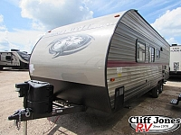 2019 Forest River Cherokee Grey Wolf 26DJSE Travel Trailer