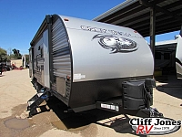 2019 Forest River Cherokee Grey Wolf 27RR Toy Hauler