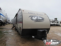 2019 Forest River Cherokee Grey Wolf 29TE Quad Bunk Travel Trailer