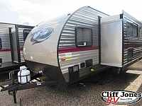 2019 Forest River Cherokee Wolf Pup 18TO Travel Trailer