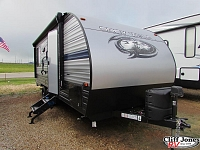 2020 Forest River Cherokee Grey Wolf 19SM Travel Trailer