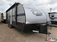 2020 Forest River Cherokee Grey Wolf 24JS Travel Trailer