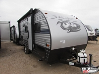 2020 Forest River Wolf Pup 16BHS Travel Trailer