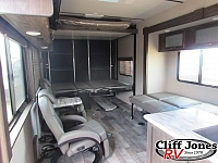 2020 Winnebago Spyder 28KS Toy Hauler