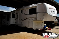 Pre-Owned 2005 Heartland Landmark Golden Gate Fifth Wheel