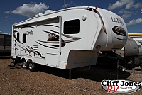 Pre-Owned 2010 Keystone Laredo 245RL Fifth Wheel