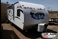 Pre-Owned 2012 Forest River Cherokee Grey Wolf 21RR Toy Hauler