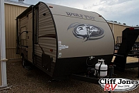 Pre-Owned 2015 Forest River Cherokee Wolf Pup 16FQ
