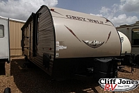 Pre-Owned 2016 Forest River Cherokee Grey Wolf 24RK Travel Trailer
