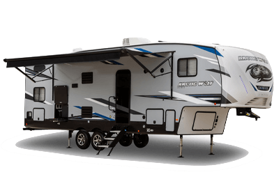 Arctic Wolf Bunkhouse Camper