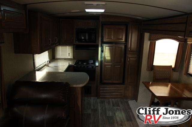 2016 Keystone Laredo 294RK Travel Trailer
